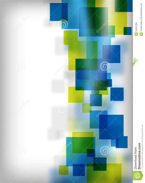 design is square abstract square design stock vector image of cube