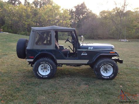 1974 Jeep Cj5 1974 Jeep Cj5 4x4