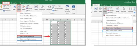 format control buttons excel 2007 how to use checkbox in excel 2007 how to use create and