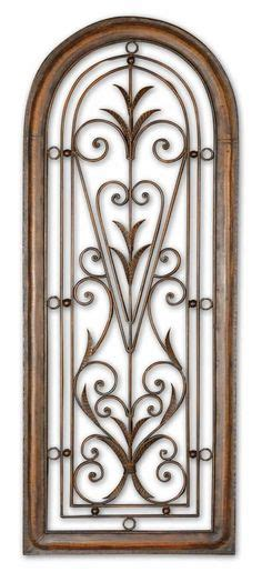 wrought iron and wood wall decor 1000 images about iron inspiration on