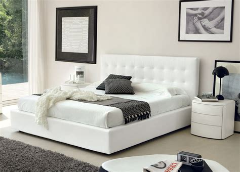 Lisa Storage Bed   Contemporary Storage Beds By SMA Mobili