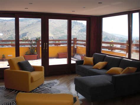 veranda su terrazzo progetto veranda su attico idee ristrutturazione casa