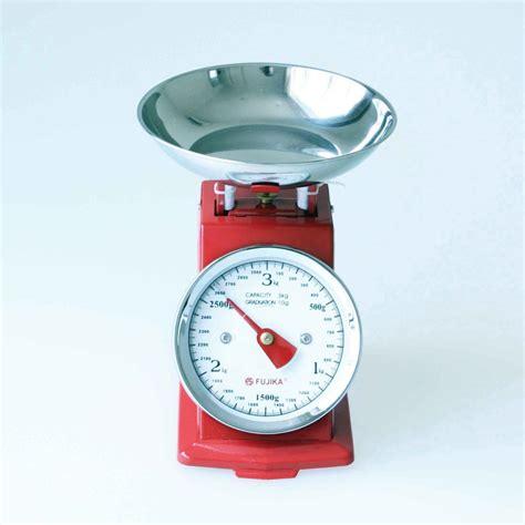 Timbangan Untuk Bahan Roti fujika timbangan besi mini 3 kg decoco