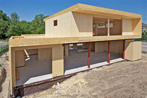maison en bois massif 1339 maison en bois massif maison en bois massiftania urvois