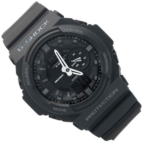 G Shock Ga 150 Black casio g shock black magnetic resist ga 150 1a ga150