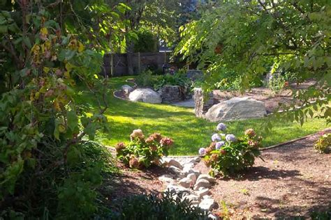 Landscape Architect Rhode Island Backyard Retreat Jamestown Rhode Island Landscape
