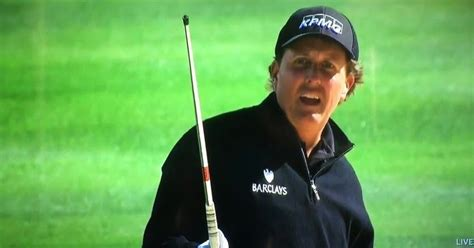 Golf Spelled Backwards Did Phil Mickelson Have An Affair   golf spelled backwards watch phil mickelson s clubhead