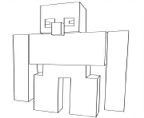 minecraft coloring pages iron golem minecraft dantdm coloring pages printable