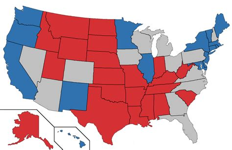 swing vote states what are swing states and why are they so important