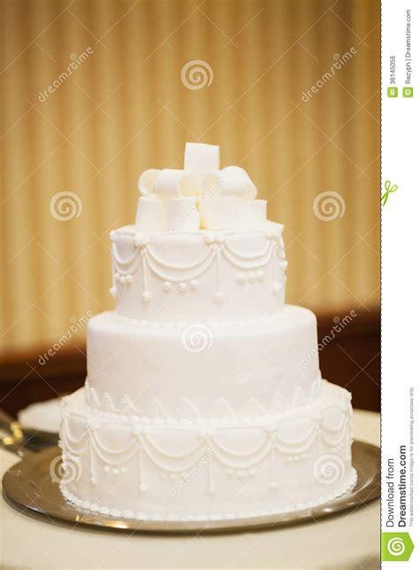 Floor Cake by White Wedding Cake Royalty Free Stock Image Image 36145056