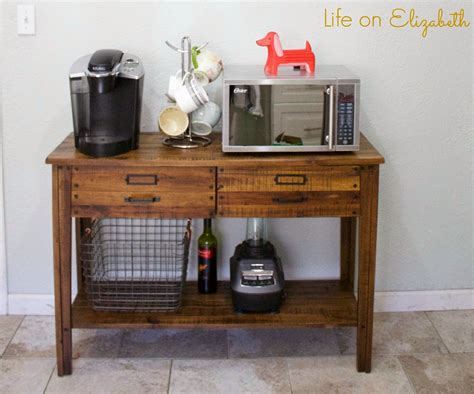Coffee Station Table What For A Coffee Station Table Coffee Station Table
