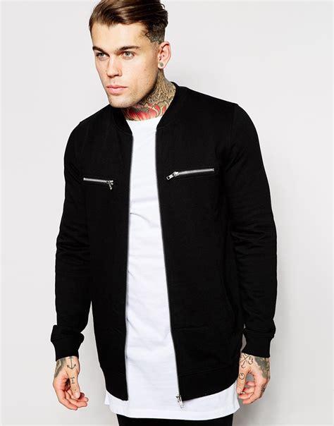 Jaket Inv Bomber Simple Black bomber jacket black coat nj