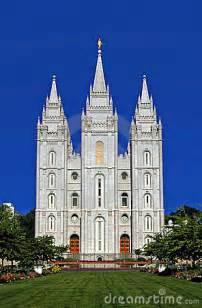 color me mine salt lake city mormon temple salt lake city royalty free stock photo