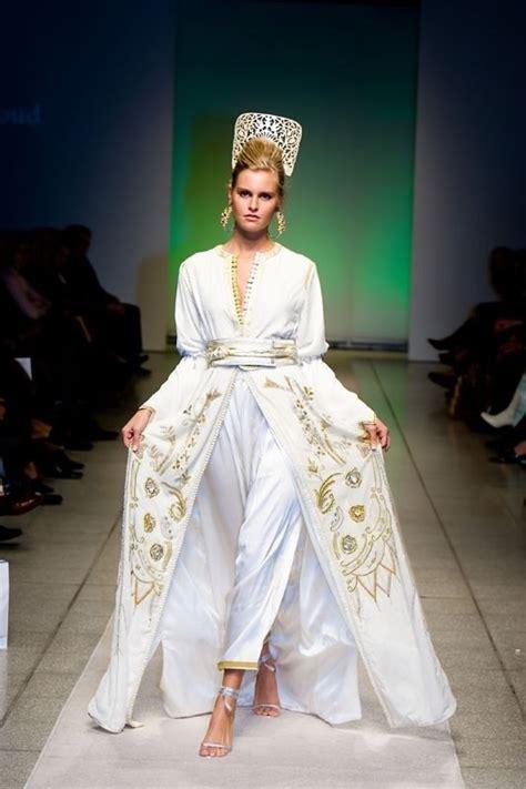 Caftan Mariage Blanc la robe du plus beau jour de ma vie Caftan4You