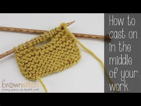 how to cast on stitches in the middle of knitting best 25 arm cast ideas on broken arm cast