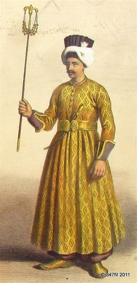 ottoman officials ottoman official indo persian prints pinterest