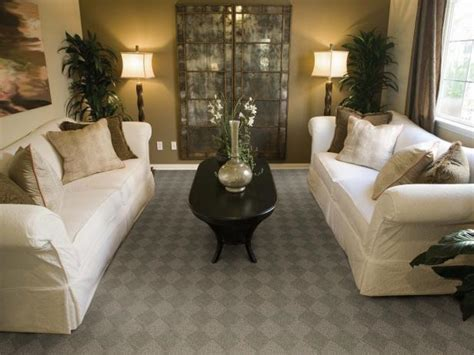 carpet for living room ideas 12 ways to incorporate carpet in a room s design hgtv