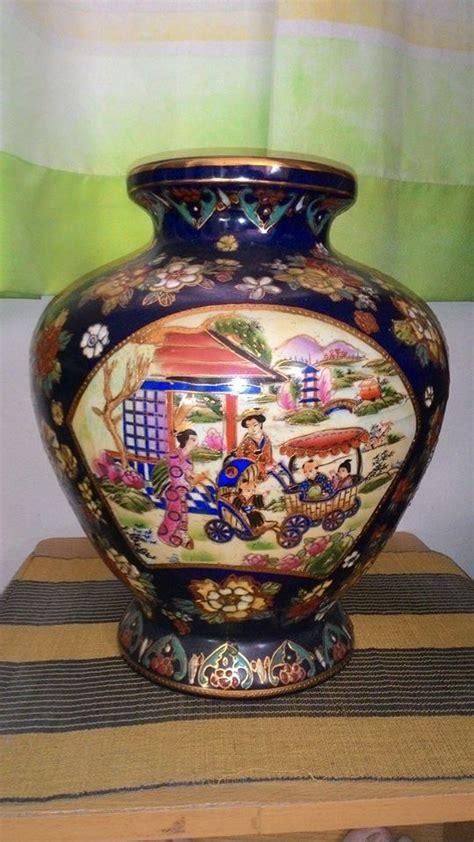 Japanese Painted Vases by Japanese Painted Vase Collectors Weekly
