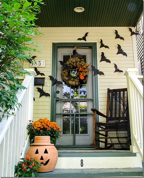 home decor for halloween complete list of halloween decorations ideas in your home