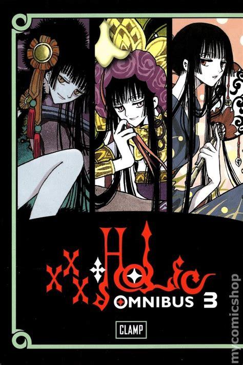 Xxxholic Omnibus 2 xxxholic omnibus tpb 2014 kodansha by cl comic books