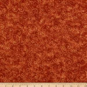 quilting fabric blenders oranges discount designer