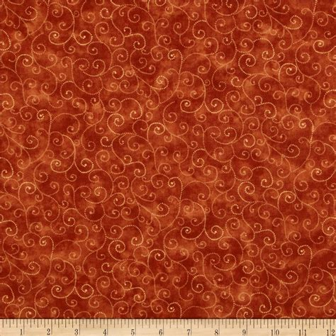 Quilting Fabric by Quilting Fabric Blenders Oranges Discount Designer Fabric Fabric