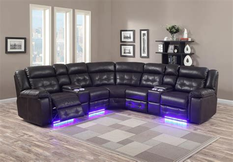 couch lights sofa with lights design l shaped sofa los angeles with