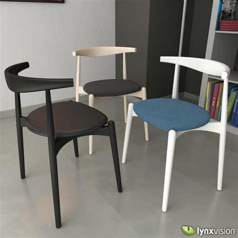 ch elbow chair hans wegner model