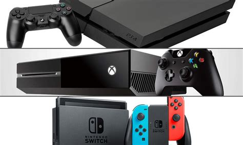 ps4 console vs xbox one nintendo switch vs ps4 vs xbox one which console should