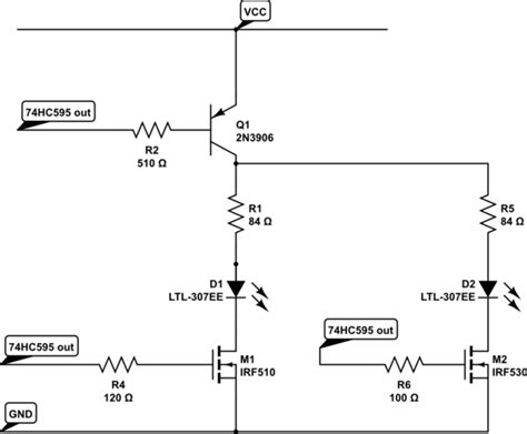 transistor mosfet pwm transistors increase toggling speed of pnp for pwm electrical engineering stack exchange