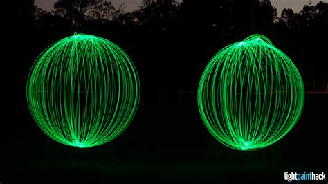 Orb Lights by Attempt At Light Painting Orbs Light Paint Hack