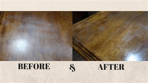 heat stain on wood table remove white heat stains from wooden table brokeasshome com