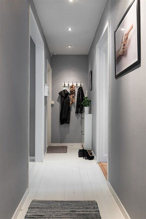 Couleur Peinture Pour Entree Couloir by Les 25 Meilleures Id 233 Es De La Cat 233 Gorie Couloir Gris Sur