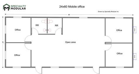modular layout exles specialty modular inc floor plans for prefab buildings