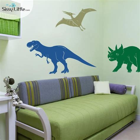 10 best ideas about dinosaur wall decals on