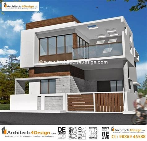 front elevations of indian economy houses duplex house plans in 1000 sq ft homes pinterest