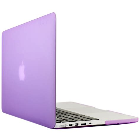macbook pro case frosted hard case apple macbook pro retina 13 inch purple
