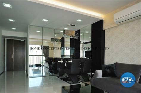home interior concepts 4 room bto renovation package hdb renovation