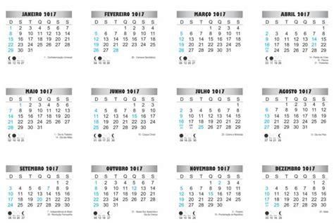 Calendario 2018 Dias Uteis Portal Arauto Fm