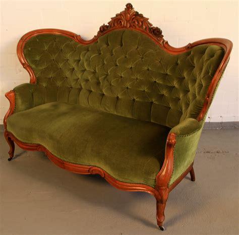 antike sitzgruppe vierteilige louis philippe salon sitzgruppe sofa und 3