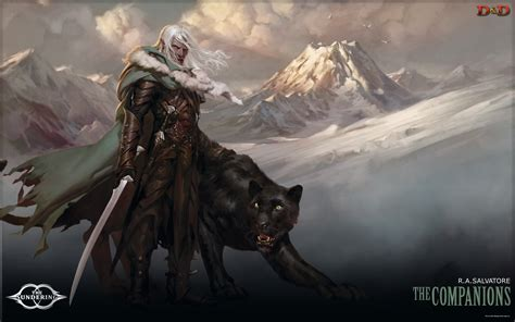 the companions the sundering forgotten realms wallpaper wallpapersafari