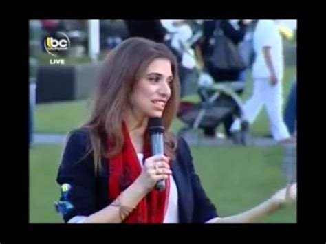 B Beirut Lbc Joanna Dahdah On B Beirut On Lbc International Summer 2012