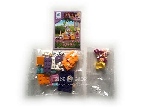 Puzzle Kayu Mini Animasi Kelinci Mainan Edukatif Anak Berkualitas mainan edukatif lego dhian toys