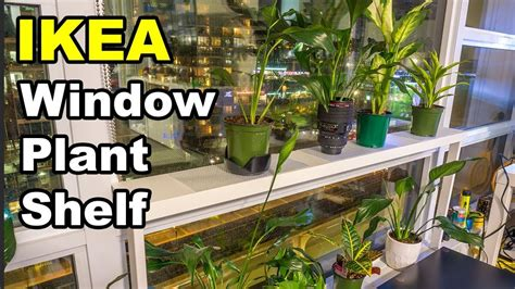 Windowsill Plant Shelf by Window Sill Ledge Shelf For Plants