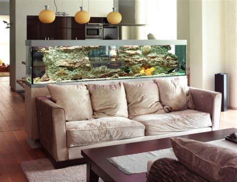 Sofa Aquarium Madoverfish Aquariums Water Arts Company