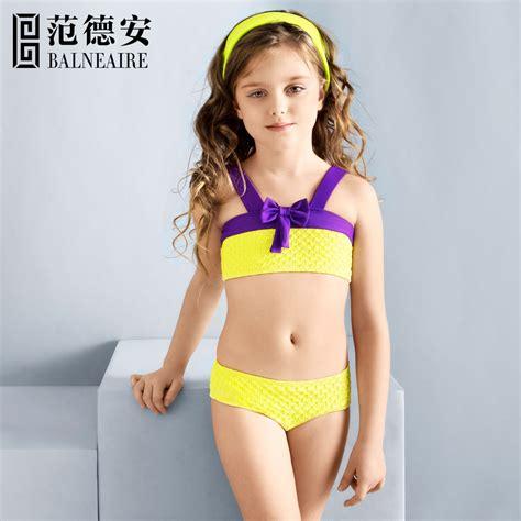 preteen model 10 fan dean 2016 children s swimwear brand bikini girls