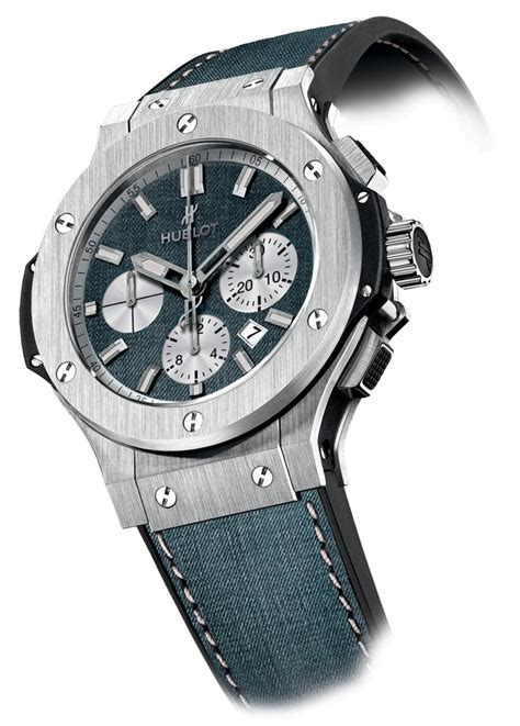Hublot Big Bang Jeans Watches Collection 2013   Fashion Style Trends 2017