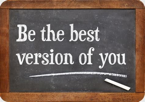 best of you are you the best version of yourself chad barr group