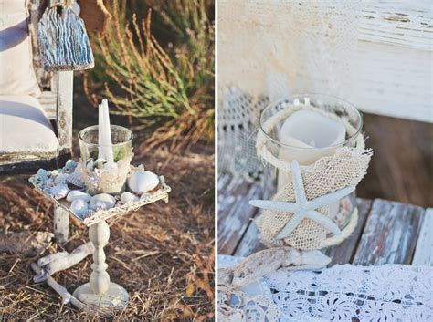 shabby chic nautical wedding inspiration every last detail