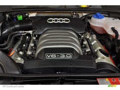 audi a4 2002 engine 2002 audi a4 3 0 quattro sedan 3 0 liter dohc 30 valve v6